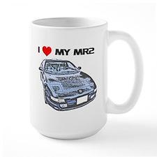 I Heart My 2 Mug