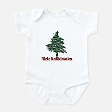 Mele Kalikimaka Infant Bodysuit