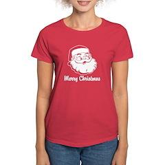 Merry Christmas Santa Claus Tee