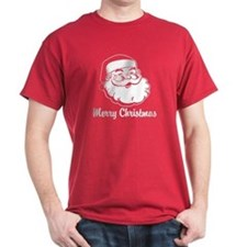Merry Christmas Santa Claus T-Shirt
