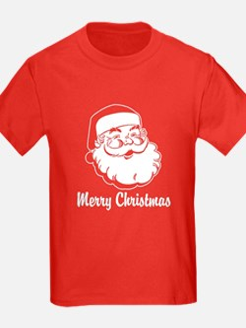 Merry Christmas Santa Claus T