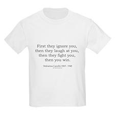Mahatma Gandhi 9 T-Shirt