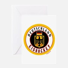 Germany Hockey(Deutschland) Greeting Card