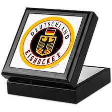 Germany Hockey(Deutschland) Keepsake Box