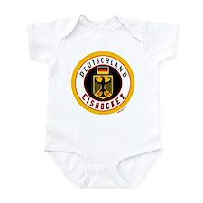 Germany Hockey(Deutschland) Infant Bodysuit