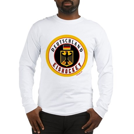 Germany Hockey(Deutschland) Long Sleeve T-Shirt