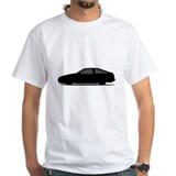 Ae86 Mens White T-shirts