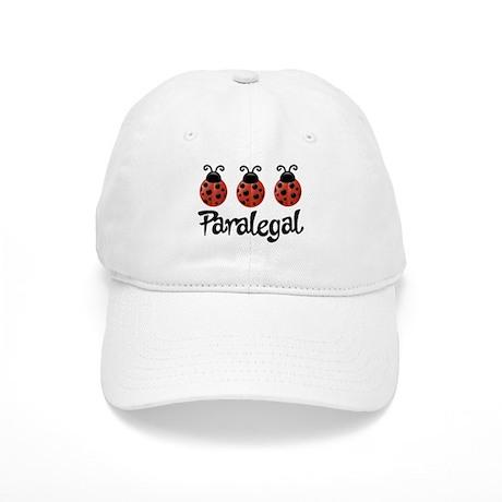 Ladybug Paralegal Cap