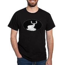Mule deer,Crown series,10,T-Shirt