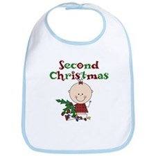 Second Christmas Bib