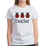 Ladybug Teacher Women's T-Shirt