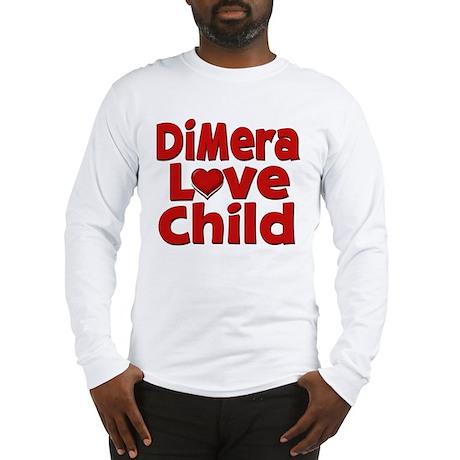 DiMera Love Child Long Sleeve T-Shirt