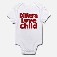 DiMera Love Child Infant Bodysuit