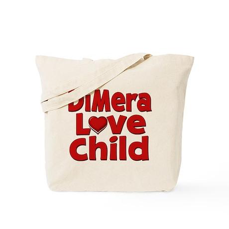 DiMera Love Child Tote Bag