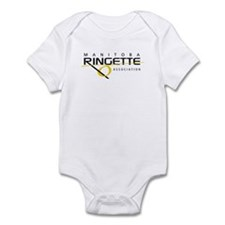 Funny Ringette Infant Bodysuit