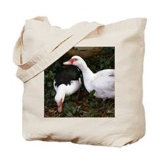 Two muscovies Tote Bag