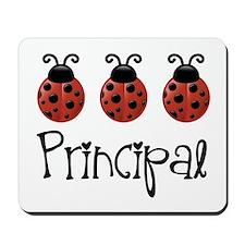 Ladybug Principal Mousepad