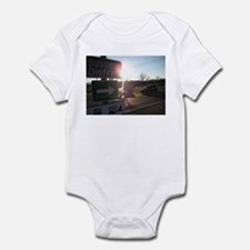 Business District Infant Bodysuit