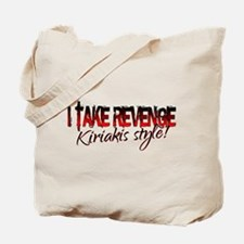 Revenge - Kiriakis Style Tote Bag