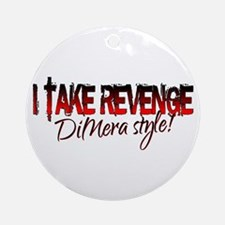 Revenge - DiMera Style Ornament (Round)