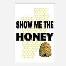Show The Honey Postcards (Package of 8)