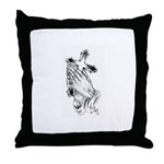 You're Always In My Thoughts Throw Pillow