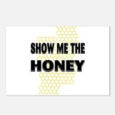 Honey Show Postcards (Package of 8)