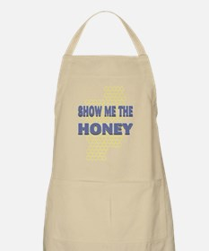 Honey Show Violet Apron