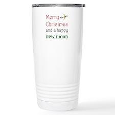 Happy New Moon Travel Mug