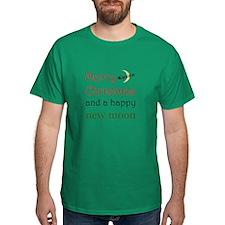 Happy New Moon T-Shirt