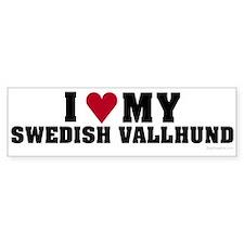 I Love My Swedish Vallhund
