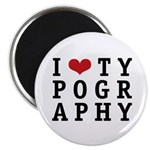 I Heart Typography 2.25