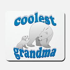 Coolest Grandma Mousepad