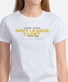 Navy League Moms Women's T-Shirt