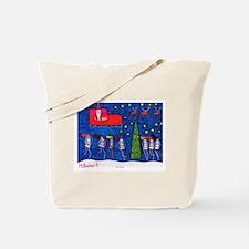Feliz Navidad Tote Bag
