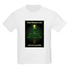 Appalachian Trail Christmas T-Shirt