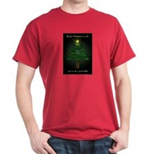 Appalachian Trail Christmas T-Shirt