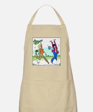 Susan and Maeve Dancing Apron