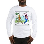 Susan and Maeve Dancing Long Sleeve T-Shirt