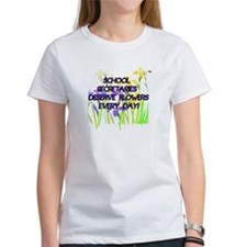 Unique School secretary day Tee