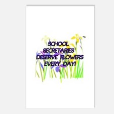 Unique School and education Postcards (Package of 8)