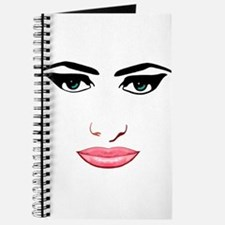 The female face Journal