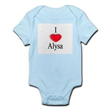 Alysa Infant Creeper