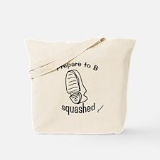 Squash Logo Tote Bag