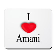 Amani Mousepad