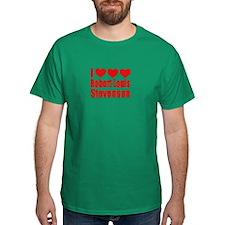 I Heart RLS T-Shirt