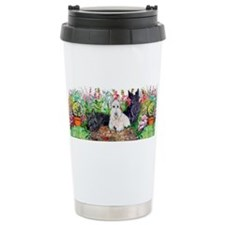 Scottie Garden Patrol Travel Mug