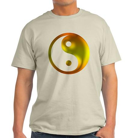Sunshine Yin Yang Light T-Shirt