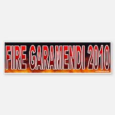 Fire John Garamendi (sticker)