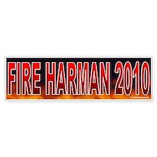 Fire Jane Harman (sticker)